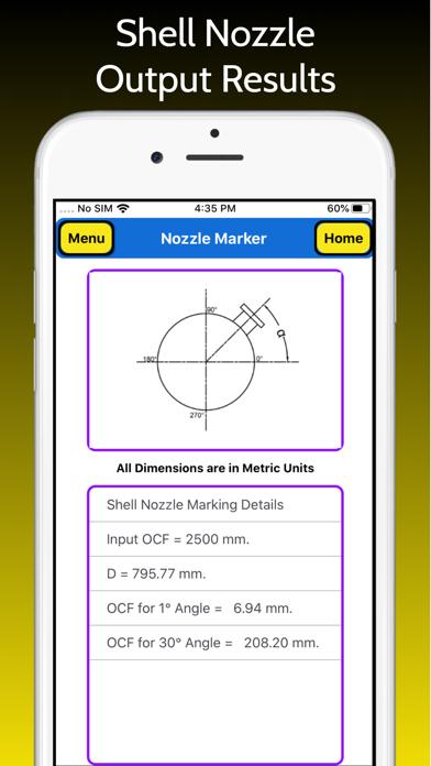 Nozzle Orientation Marker Pro screenshot 6