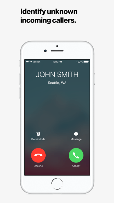 Screenshot for Verizon Call Filter in United States App Store