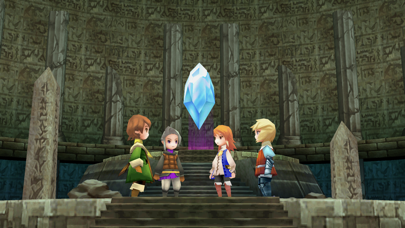 Screenshot from FINAL FANTASY III