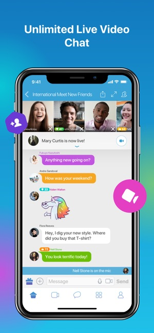 Paltalk - Group Video Chat App on the App Store