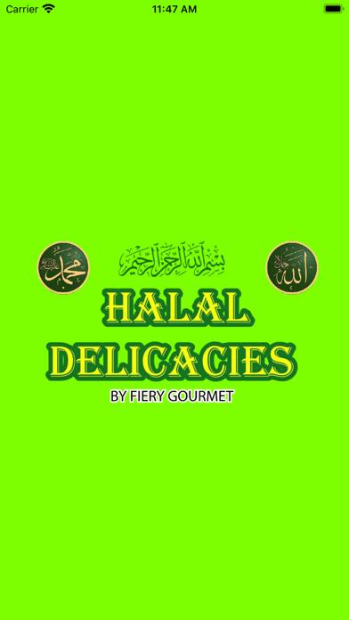 Halal Delicacies screenshot 1
