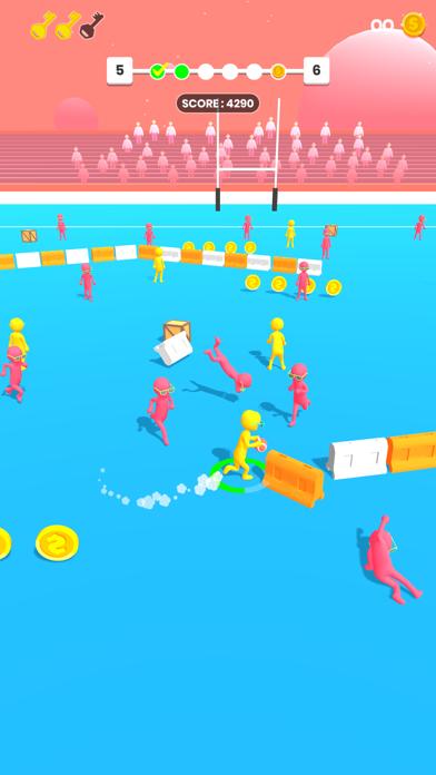 Ball Rush 3D! screenshot 2