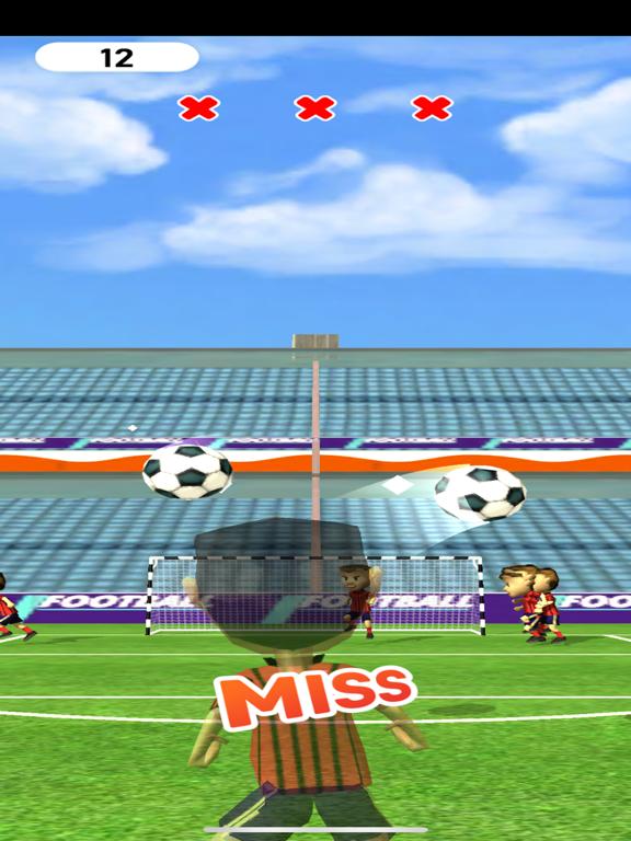 Head Football 3D screenshot 5