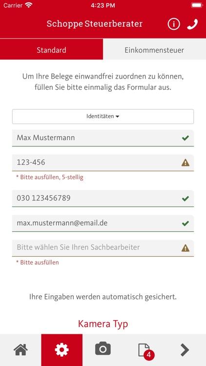 Manfred Schoppe Steuerberatung