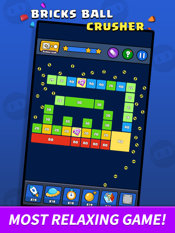 Bricks Ball Crusher screenshot 8