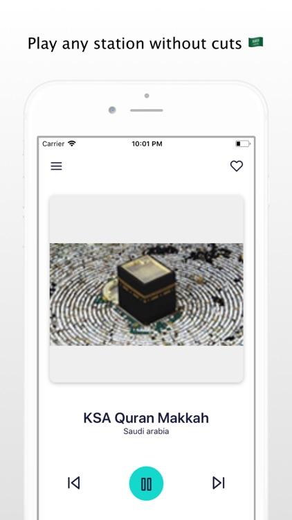 Radio Saudi Arabia screenshot-3