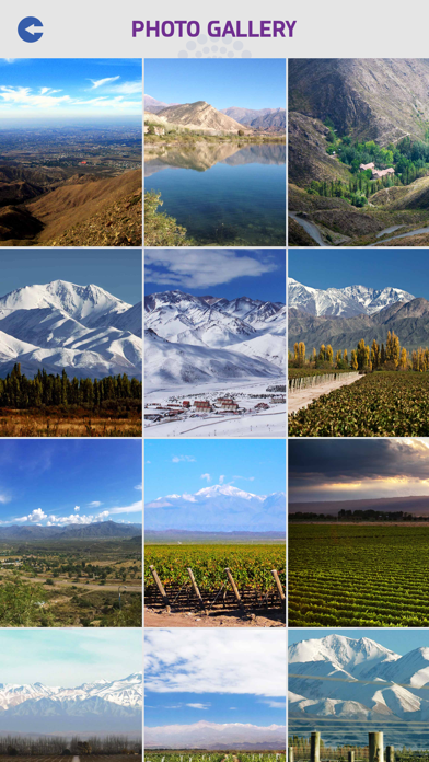 Mendoza Tourist Guide screenshot 4