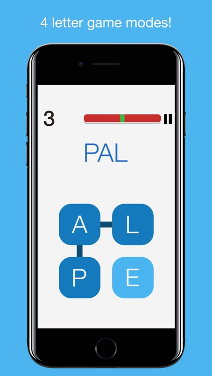 Snappy Word - Word Puzzle Game screenshot-6