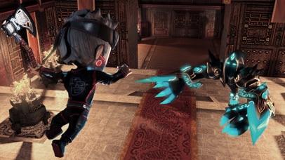 Mini Shadow Ninja Assassin RPG screenshot 2