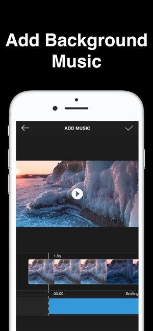 Add Music to Videos Editor Screenshot