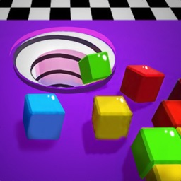 Pockey Hole 3D - Crazy Blocks