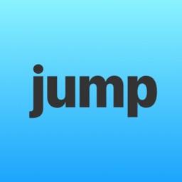 jump: looping videos