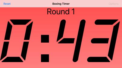 Boxing Timerのおすすめ画像3