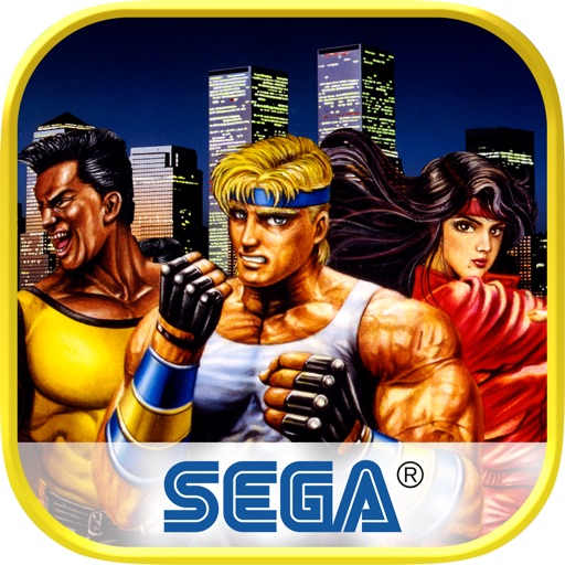 Streets of Rage Classic iOS Hack Android Mod