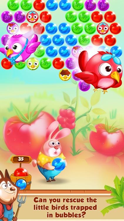 Bubble Shooter - Farm Pop Saga