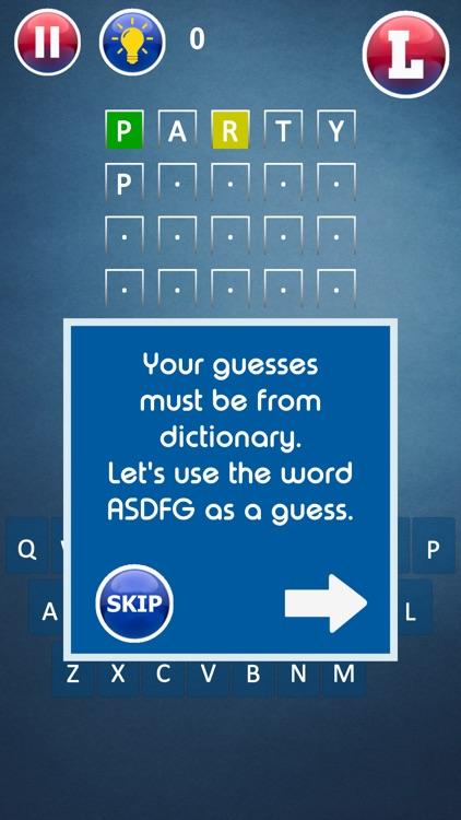 Lingo - Word Game screenshot-7