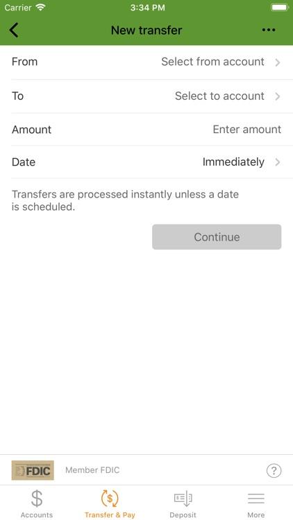 Kennebunk Savings Mobile screenshot-4