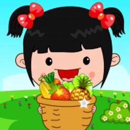 丫丫水果蔬菜抓娃娃机游戏