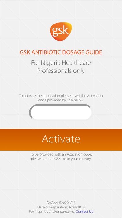 NG Antibiotics Dosage Guide