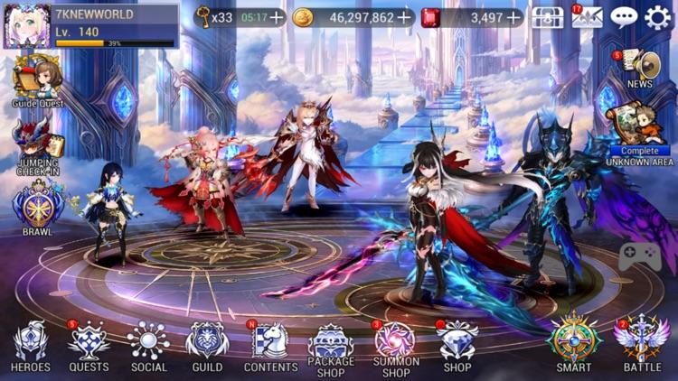 Seven Knights screenshot-0