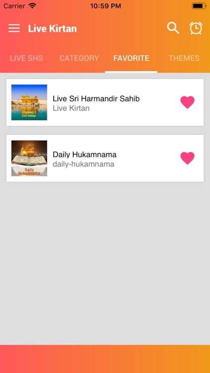 Live Kirtan Harmandir Sahib screenshot-6