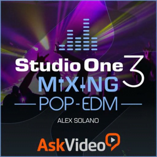 Mixing Pop-EDM Course