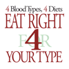 Blood Type Diet® - D'Adamo Personalized Nutrition® Cover Art