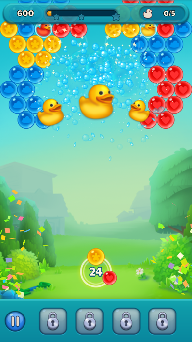Happy Bubble: Shoot n Pop screenshot 2