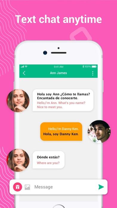 MoMeet Screenshot