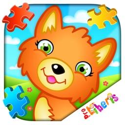 Animowane Puzzle dla Dzieci