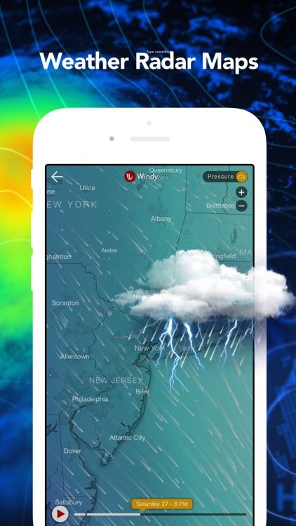 Live Weather: Weather Radar screenshot-0