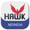 App Icon for MDIndia – Hawk App in Colombia IOS App Store