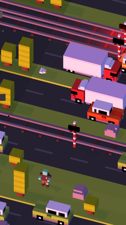 Crossy Road screenshot-4