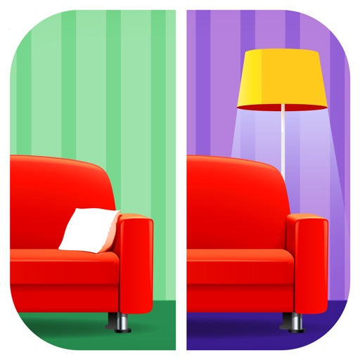 Download Differences - Find them All free for iPhone, iPod and iPad