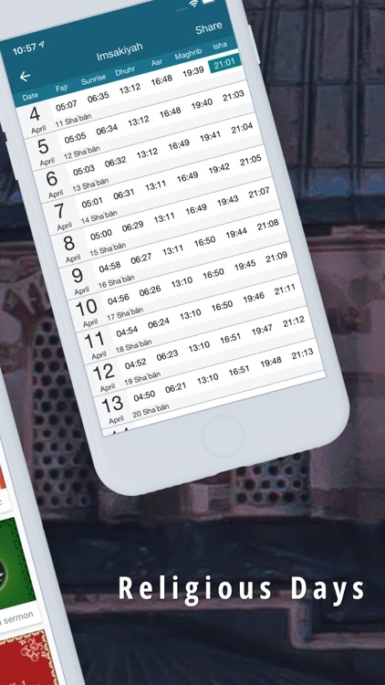 Azan Time Pro: Holy Quran screenshot-8