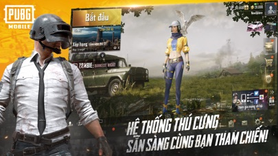 Screenshot for PUBG MOBILE VN in Viet Nam App Store