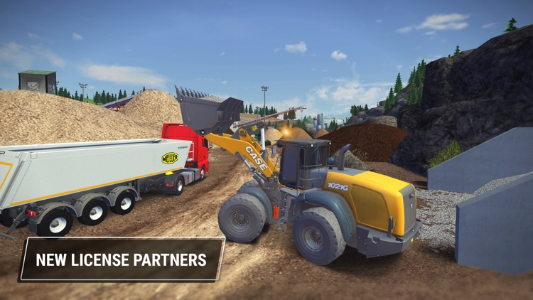 Construction Simulator 3 Lite screenshot-3