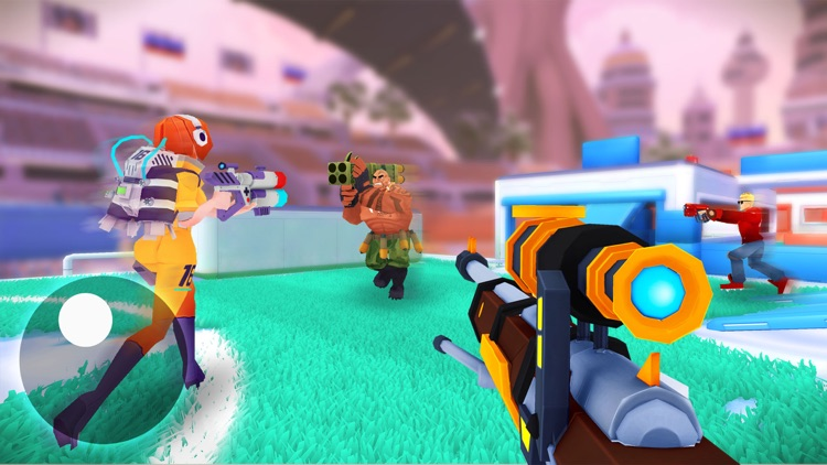 FRAG Pro Shooter screenshot-1