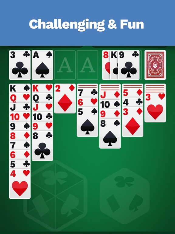 One Solitaire Cube screenshot 7