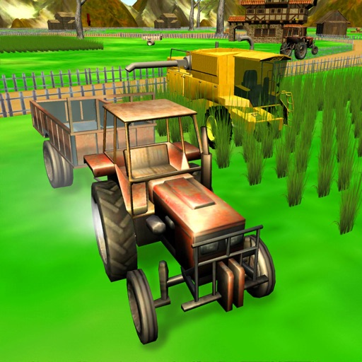 Harvest Farm Simulator 2019