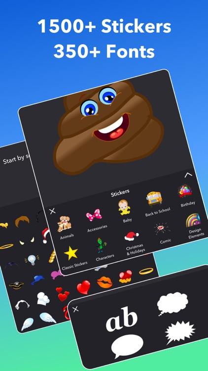 Emoji Mill - Cool Emoji Maker screenshot-3
