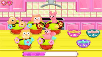ألعاب الطبخ - اخبز كب كيكلقطة شاشة8