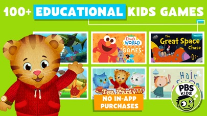PBS KIDS Games - Revenue & Download estimates - Apple App