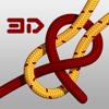 Knots 3D (ロープの結び方 - ノ...