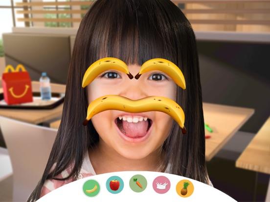 iPad Image of Happy Meal App