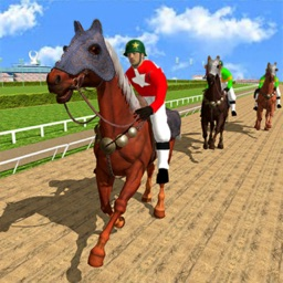 Horse Racing: 3D Riding Games