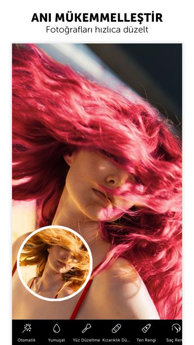 PicsArt Foto ve Video Editörü iphone ekran görüntüleri