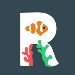 Ícone do app Reefminder Fish Log