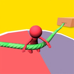 Pull The Rope 3D