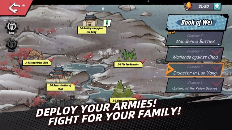 Tactical Three Kingdoms T3K screenshot-4